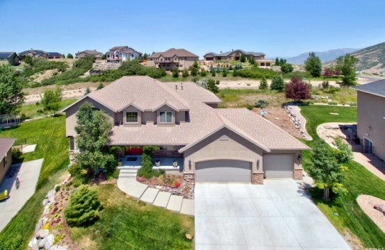 Suncrest Mountain View Home